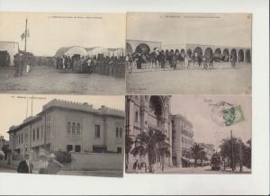 TUNISIA TUNISIE AFRICA AFRIQUE 800 CPA (mostly pre-1940)