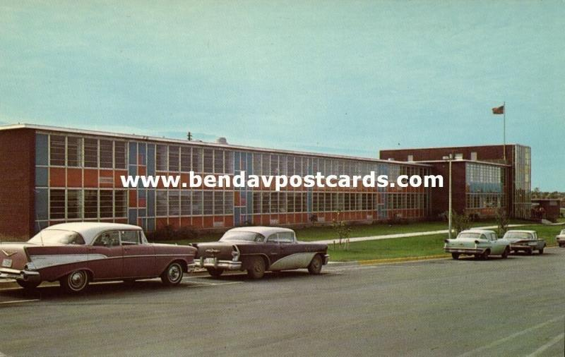 Tupelo, Mississippi, High School, Cars (1960s)