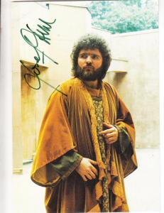Oberammergau Passion Play Actor Portrait Signed