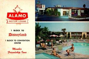 California Anaheim Alamo Motor Lodge