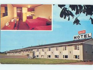 1980's QUEENS ARMS MOTEL West Royalty PE M1672