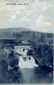 NH - Jackson. Goodrich Falls