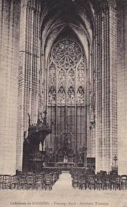 Cathedrale de SOISSONS, Transept Nord, Northern Transept, Aisne, France, 00-10s