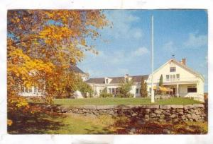 Golf Course, Country Club , penobscot Valley, Maine , PU-1959