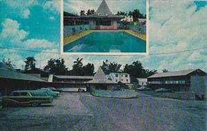 North Carolina Rockingham Continental Motel