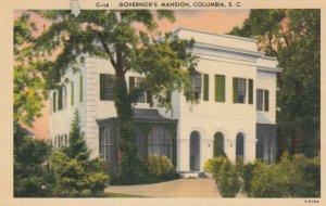 COLUMBIA , South Carolina , 30-40s ; Governor's Mansion, version 3