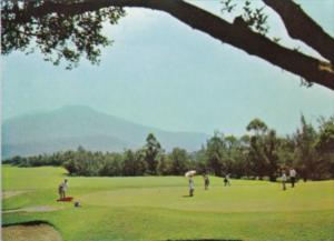 Taiwan Tamsui 18 Hole Golf Course