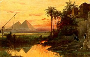 Egypt - Pyramids of Gizeh