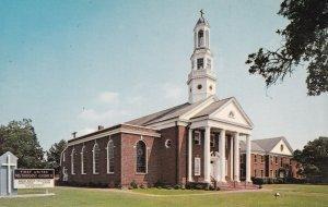 MYRTLE BEACH, South Carolina 50-60s First United Methodist Church