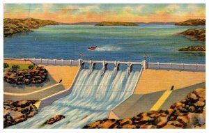 New Mexico , Conchas Dam and Reservoir