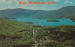 New York Blue Mountain Lake
