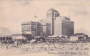 New Jersey Atlantic City Chalfonte Haddon Hall 1939
