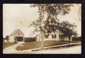 MA Bacus House CENTERVILLE MASS MASSACHUSETTS RPPC