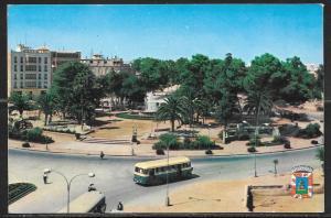 Colombia, Cartagena, Spain Square, unused