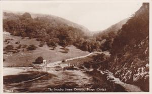 RP: The Stepping Stones , DOVEDALE , Thorpe , (Derby), UK , 30-40s