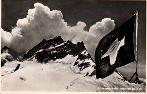 Blick Gegen Die Jungfrau,Switzerland BIN