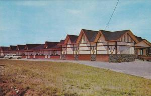 Hotel Ste-Marie, Route St. Bruno, Alma, Quebec, Canada, 1950-1960s