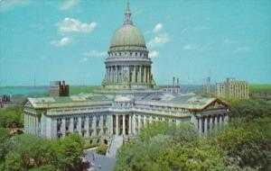 Wisconsin Madison State Capitol Building
