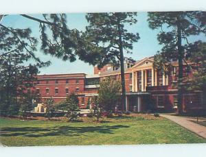 Pre-1980 HOSPITAL SCENE Southern Pines - Near Pinehurst North Carolina NC W2996