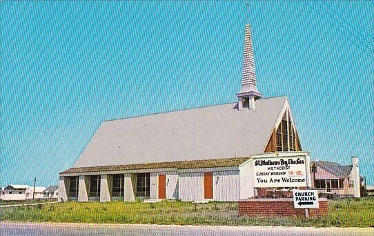 Saint Mathews By The Sea Methodist Church Fenwick Island Delaware