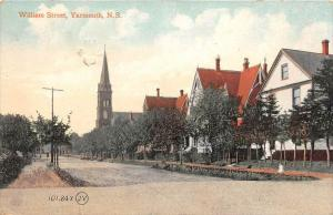 Nova Scotia Yarmouth   William Street