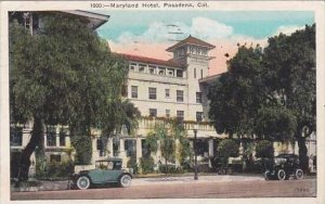 California Passadena Maryland Hotel