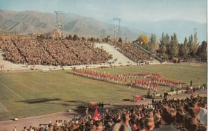 OGDEN , Utah, 40-60s; University of Utah Stadium