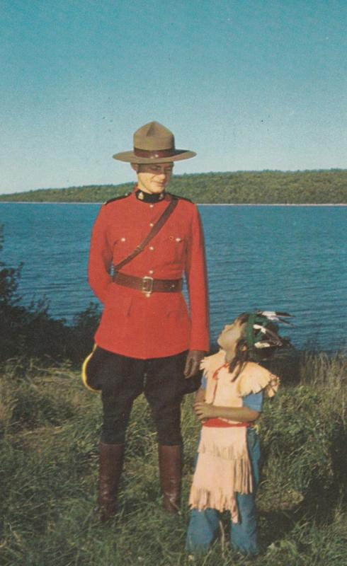 RCMP & Indian Child , 1964