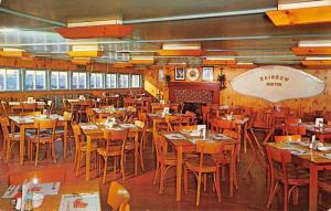 Bristol Rhode Island Lobster Pot Interior Vintage Postcard K88203