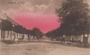 Aldebro Kozseg Antique Hungary Hungarian Postcard