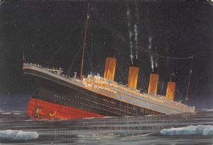 White Star Line Ship Postcard Old Vintage Steamer Antique Post Card The Exhib...