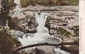 New York Adirondack Mountains Wilmington Falls