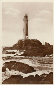 RP: LONGSHIP Lighthouse , England , 1910-30s
