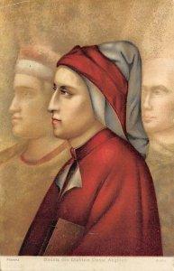 Biidnis des Dicheters Dante Allghieri Florence Unused