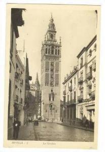 RP: Street View, La Giralda, Sevilla, Spain, 00-10s