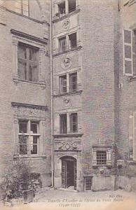 France Toulouse Tourelle d'Escalier de l'Hotel du Vieux Raisin
