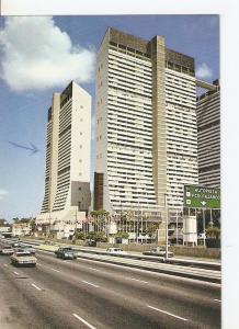 Postal 034743 : Edificios Parque Central desde Avenida Bolivar. Central Park ...