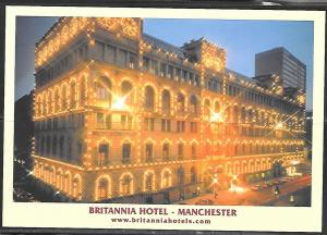 England, Manchester, Hotel Britannia, unused