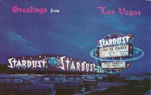 Nevada Las Vegas The Stardust Hotel