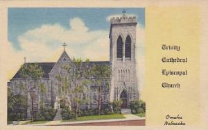 Trinity Cathedral Episcopal Church, Omaha, Nebraska, 30-40s