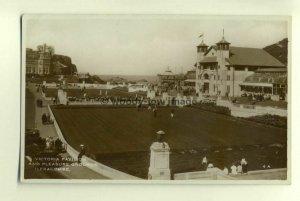 tp7600 - Somerset - Victoria Pavillion & Pleasure Grounds, Ilfracombe- Postcard