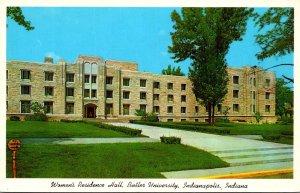 Indiana Indianapolis Women's Residence Hall Butler University
