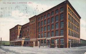 New Wood Mill, Lawrence, Massachusetts, PU-1908