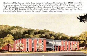 Connecticut Newington The American Radio Relay League Building