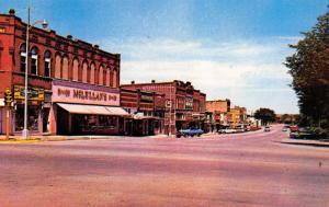 Perry Oklahoma~McClellans Five & Ten~Evans Block~7th & Delaware~1970s Postcard