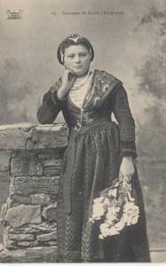 Costumes de Savoie (Tarentaise) , France , 00-10s