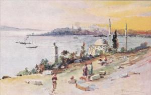 CONSTANTINOPLE , Turkey  , 00-10s ; Serailpoint