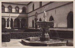 Italy Milano Fontana Viscontea nel Castello Sforzesco