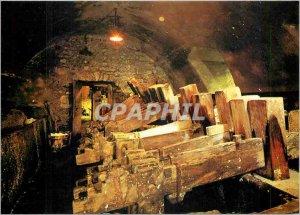 Postcard Modern Museum Paper Mill History Ricxhad Bas Aubiert (D P) The batte...
