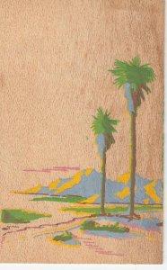 Yucca Wood Postcard  #2, 20-30s
